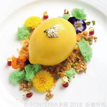 【Robert Hope】糖漬檸檬 Candied lemon cheesecake<br>